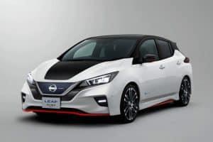 Nissan LEAF NISMO Concept Tokio Motor Show