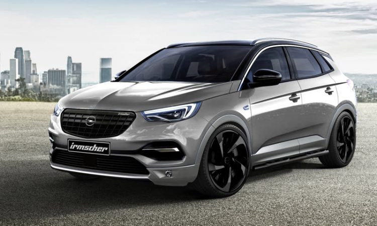 Opel Grandland X Tuning Zubehör