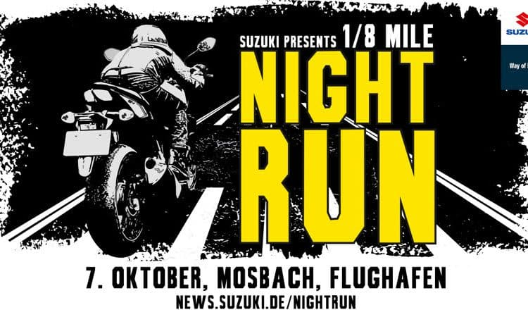 Sprintrennen 1/8 Mile Night Run