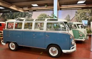 VW Bulli Ausstellung T1