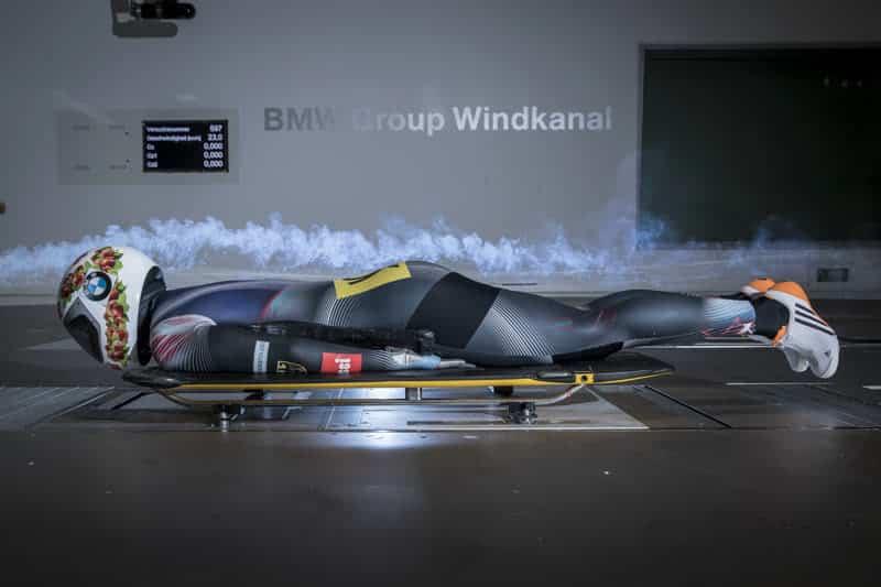 BMW Windkanal