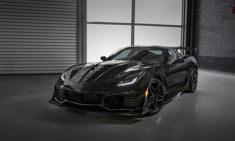 2019 Corvette ZR1 Cabrio