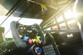 Aston Martin Racing 2018 Vantage GTE Innenraum