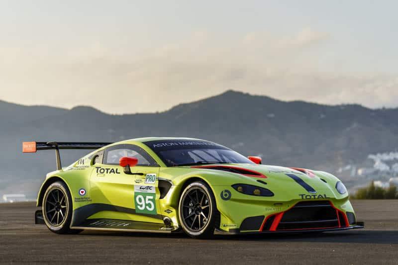 Aston Martin Racing 2018 Vantage GTE