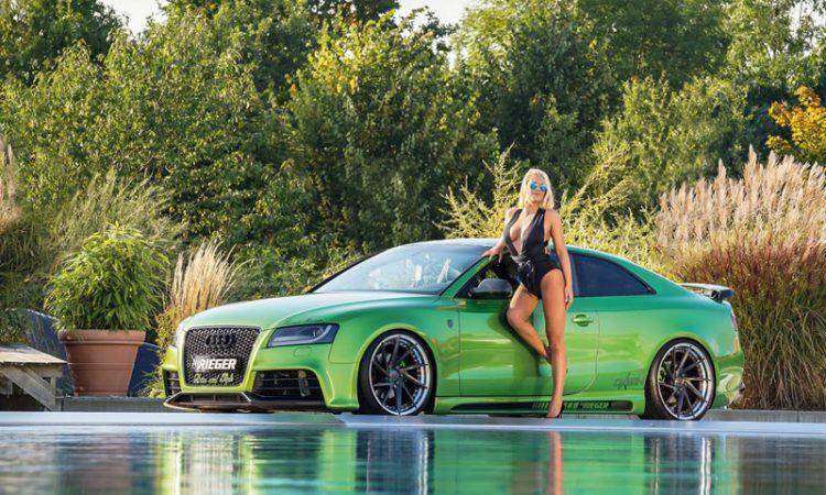 Audi A5 2.0 TFSI Tuning