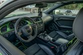 Audi A5 2.0 TFSI Tuning Ueberrollkäfig Innenraum