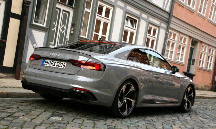 Audi RS 5 Coupé Probefahrt