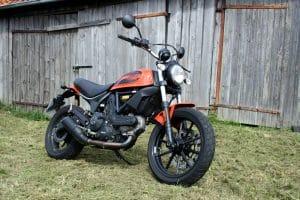 Ducati Scrambler Sixty2 Erfahrung