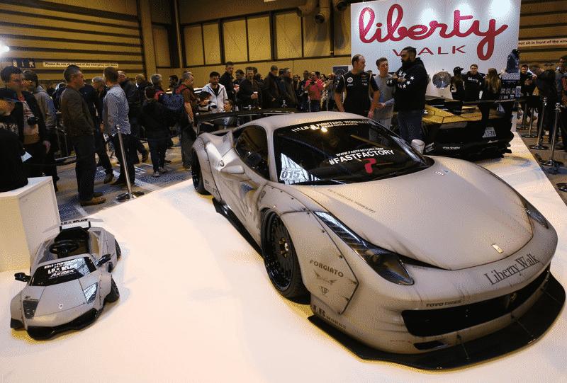 Lamborghini Aventador Tuning Folierung