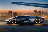 Lamborghini Terzo Millennio Elektroauto