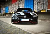 Mercedes-AMG C 63 S Two-Face Folierung