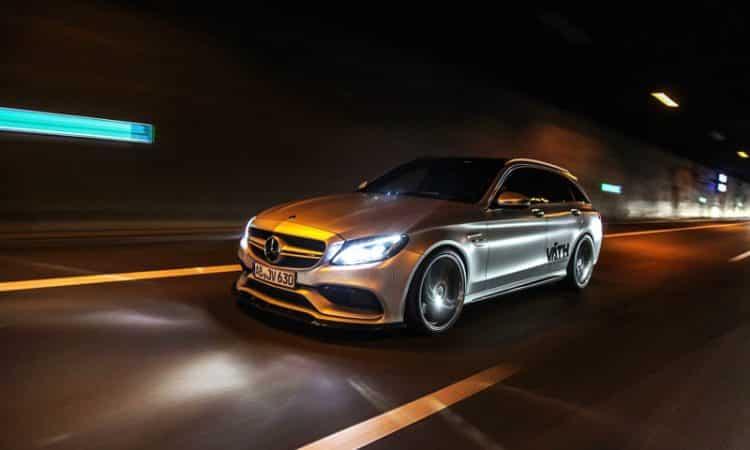 Mercedes-Benz C 63 AMG Kombi Tuning