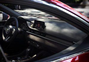 Neuer Mazda6 Innenraum