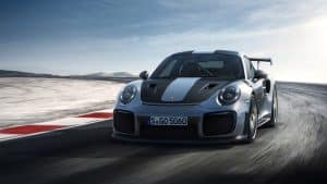 Porsche 911 GT2 RS Probefahrt