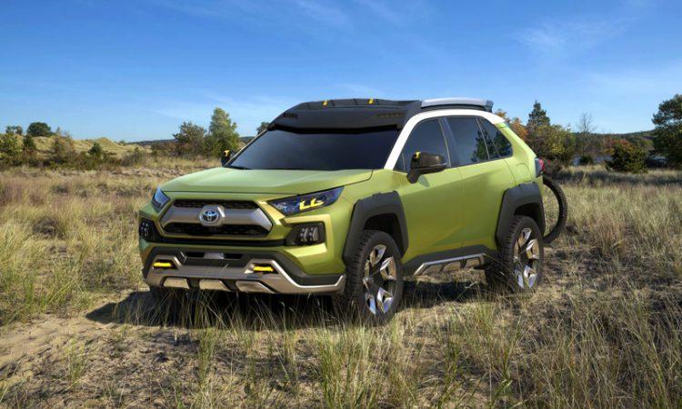 Toyota Designstudie FT-AC