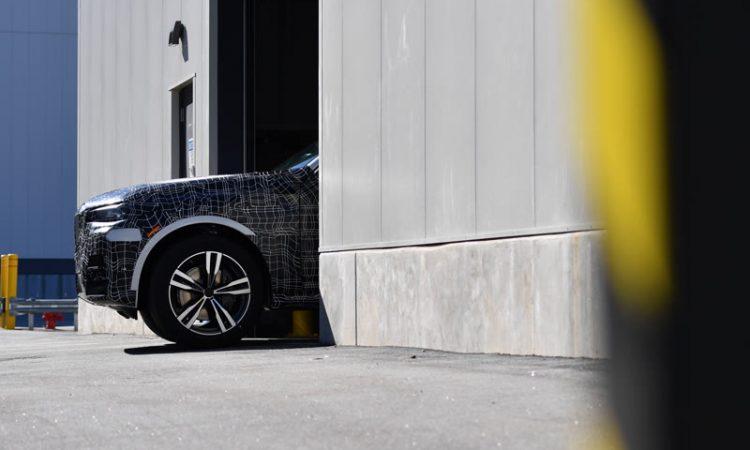 BMW X7 im Test