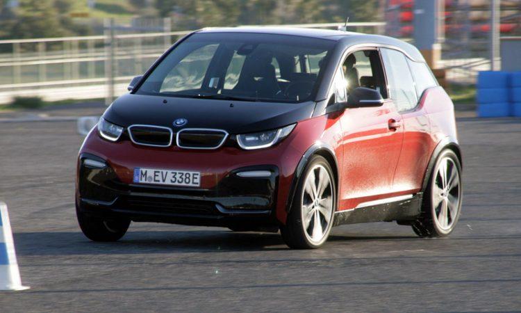 BMW i3 S Test Auto