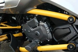 Can-Am Spyder F3-S Test