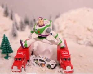 Frohe Weihnachten Ford