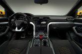 Lamborghini Urus Innenraum