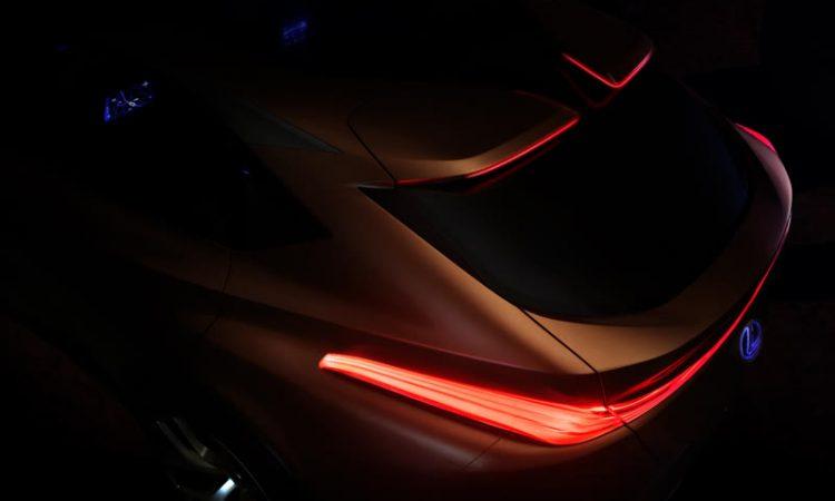 Lexus LF-1 Limitless Teaser Concept
