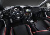 Toyota GT86 Shark Innenraum