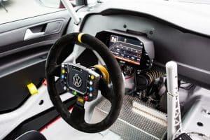 VW Golf GTI TCR Innenraum