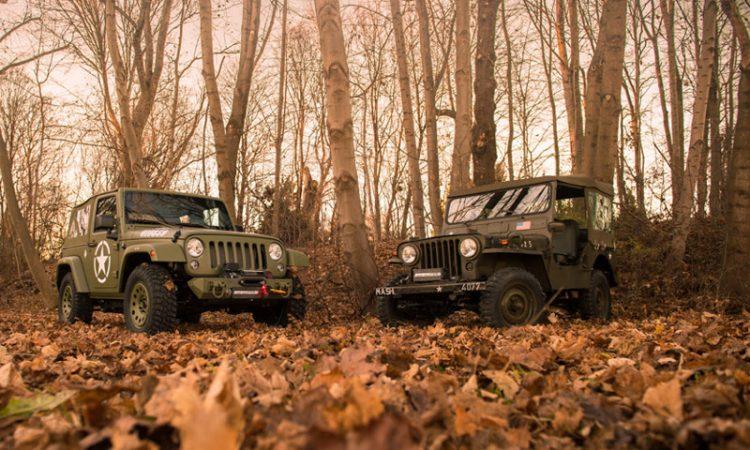 Willys Jeep Wrangler