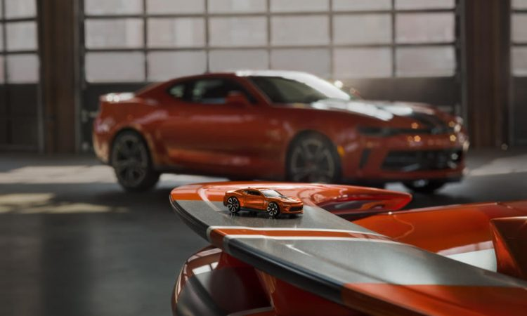2018 Camaro Hot Wheels 50 Jahre Edition