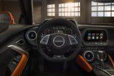 2018 Camaro Hot Wheels 50 Jahre Edition Innenraum