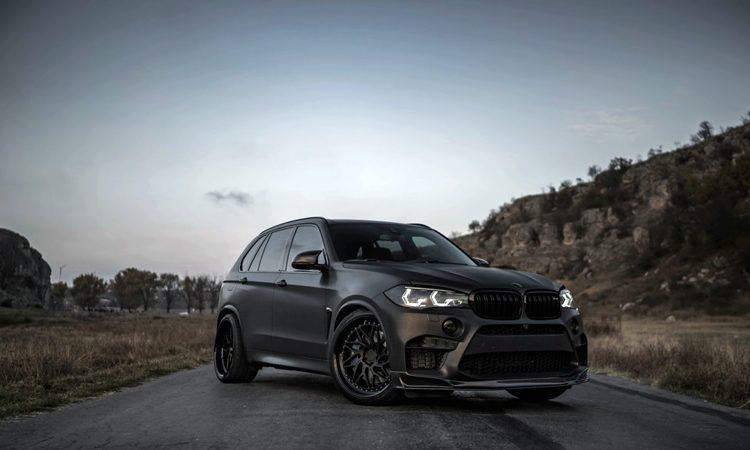 BMW X5 M Tuning