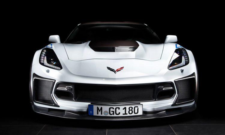 Corvette Z06 Tuning