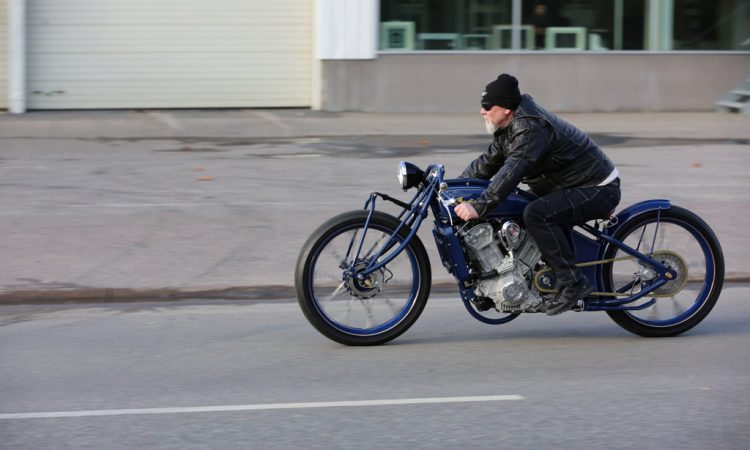 Indian Super Scout mit Turbo