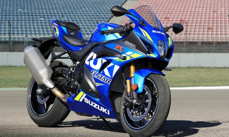 Suzuki GSX-R1000 MotoGP Replica