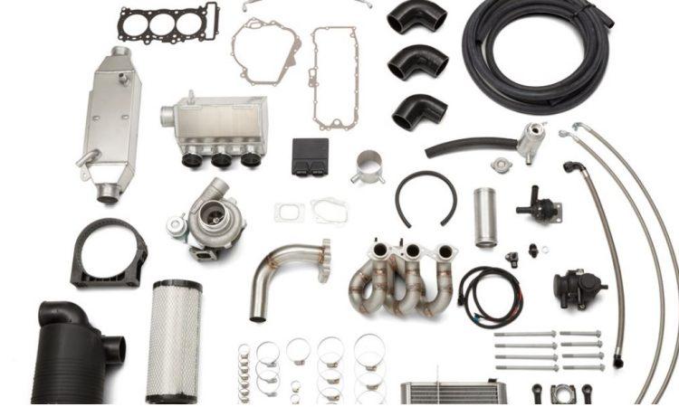 Yamaha YXZ 1000 R Turbokit