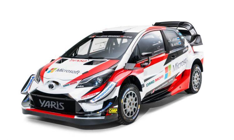 Yaris WRC 2018