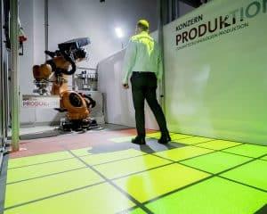 Automatisierung ohne Schutzzäune