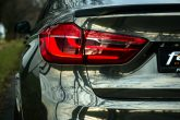 BMW X6 M50d Tuning Folierung