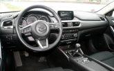 Mazda6 Kombi Skyactiv-D 150 AWD Innenraum