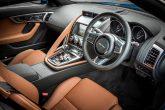 Jaguar F-Type P300 Cabriolet Innenraum