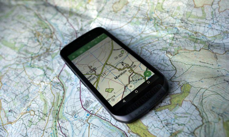 Land Rover Smartphone Explore