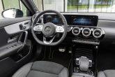 Neue Mercedes A-Klasse Innenraum