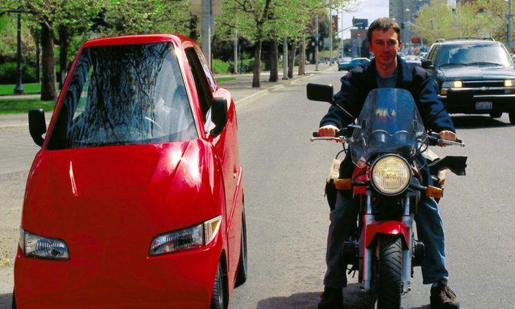 Elektroauto Commuter Cars Tango T600