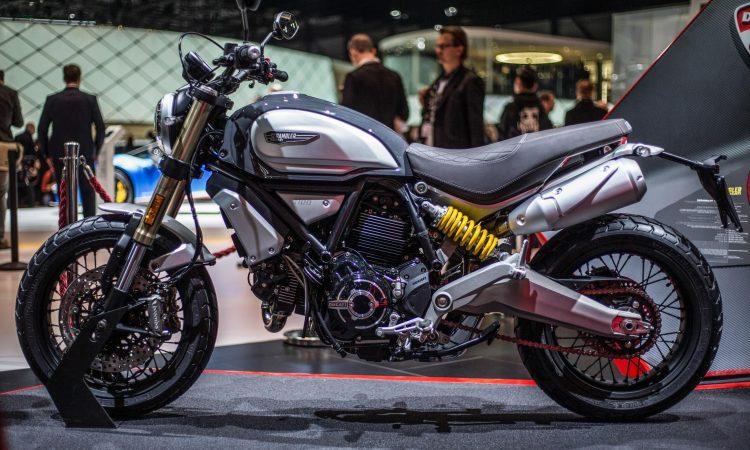 Ducati Scrambler 1100 Special Geneva