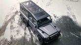 Land Rover Defender 6x6 Umbau
