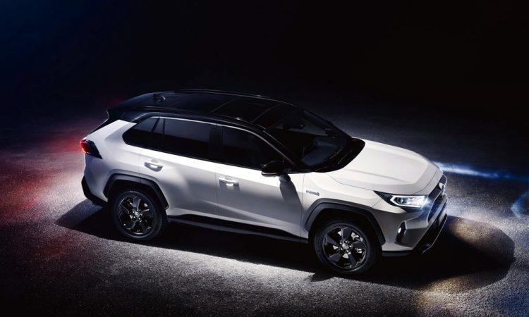 Neuer Toyota RAV4 2018
