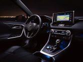 Neuer Toyota RAV4 2018 Innenraum