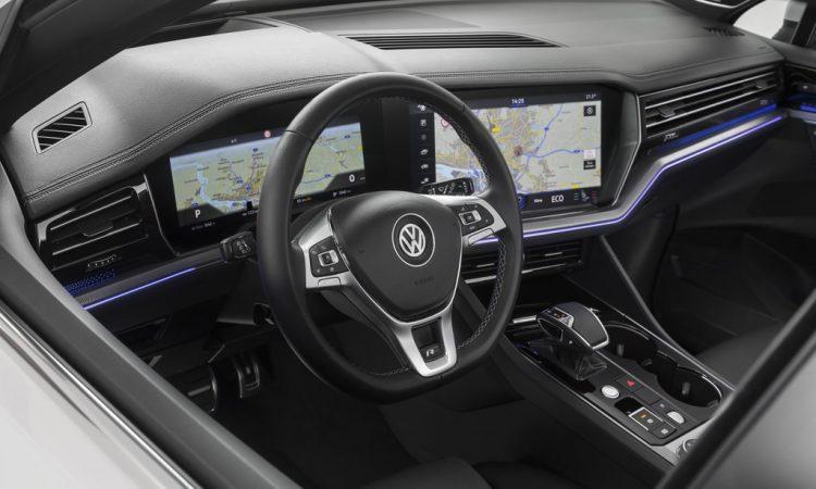 VW Touareg Innenraum