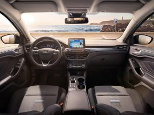Ford Focus 2018 Innenraum