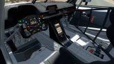 Toyota GR Supra Racing Concept Innenraum